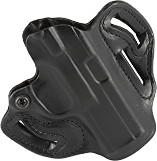 DeSantis Speed Scabbard Holster for FNX-40/9 Gun, Right Hand, Black