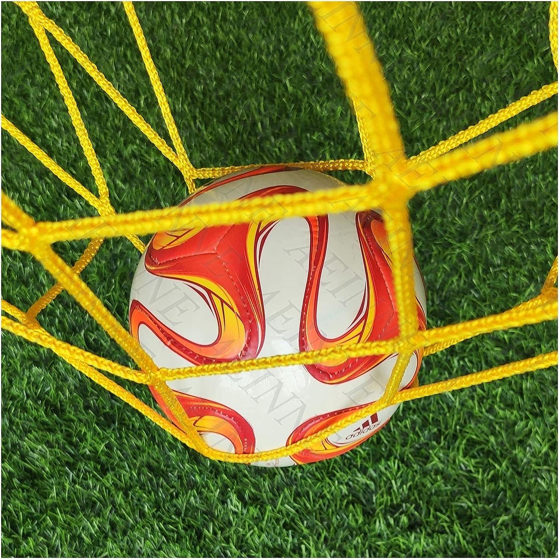 AEINNE Soccer Colorado Springs Mall Net for Frame depot Goal Rebounder Replacement