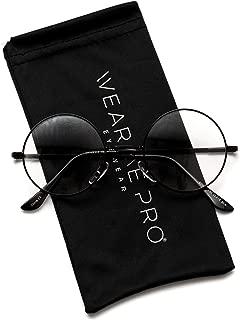 metal circle glasses