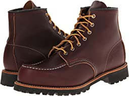 "Red Wing Heritage 6"" Moc Toe Lug"