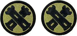 16th Engineer Brigade OCP Patch - Scorpion W2 - 2 PACK