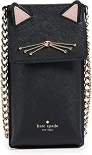 Kate Spade New York Women's Cat North South Phone Cross Body Case