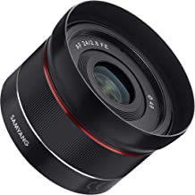 Samyang 24mm F/2.8 Prime Fixed Auto Focus Wide Angle Lens, Black (SYIO24AF-E)