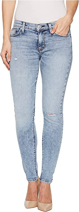 Nico Mid-Rise Ankle Super Skinny Jeans in Last Call