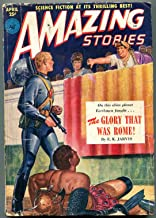 Amazing Stories Pulp April 1951- The Glory that was Rome G/VG