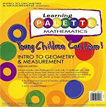 Learning Palette Kindergarten Math Into to Geometry & Measurement