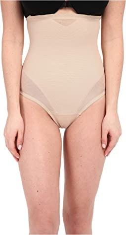 Sheer Extra Firm Shaping High Waist Thong