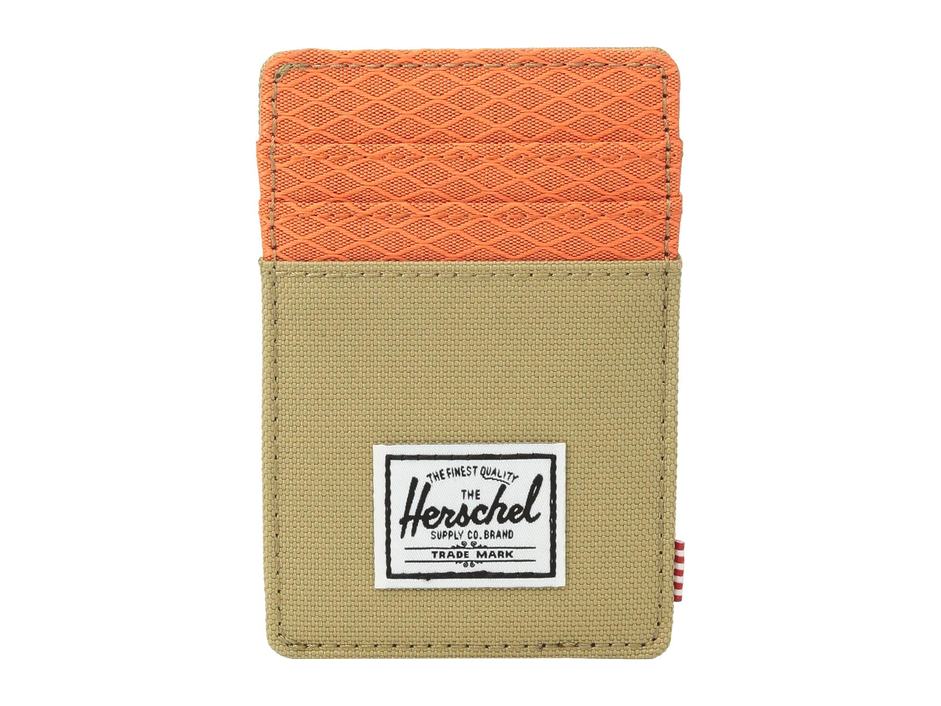 Herschel Co Supply Kelp Rfid Orange Raven vermillion zUgTzqwxC