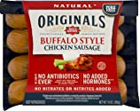 Dietz & Watson Originals No Antibiotics Ever Buffalo Style Chicken Sausage, 10 oz