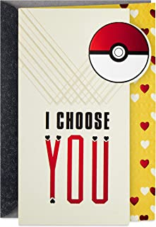 Best i choose you pokemon valentine card Reviews