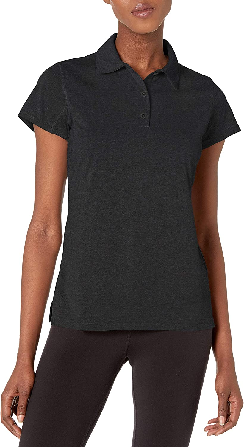 half Max 62% OFF Champion Women's Short Sleeve Performance Polo Dry Double