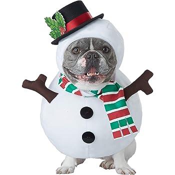 California Costumes Pet Snowman Dog Costume Costume