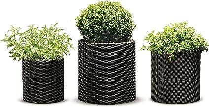 Best wicker rattan planter Reviews