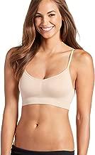 Jockey Women's T-Shirts Modern Micro Seamfree Cami Strap Bralette