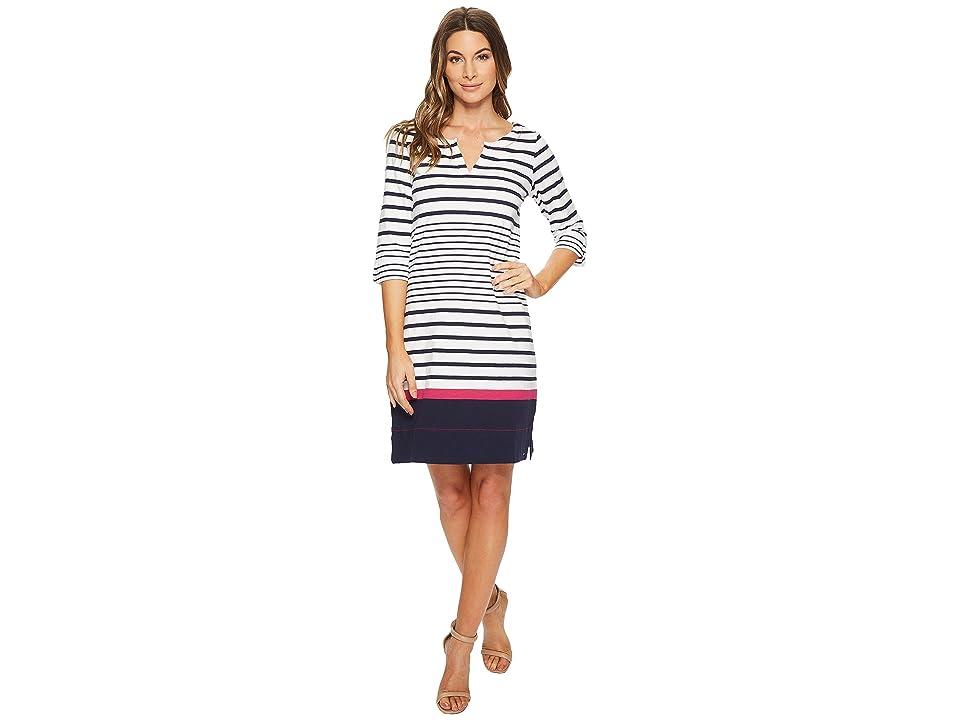 Hatley Lucy Dress (Solstice Stripes) Women