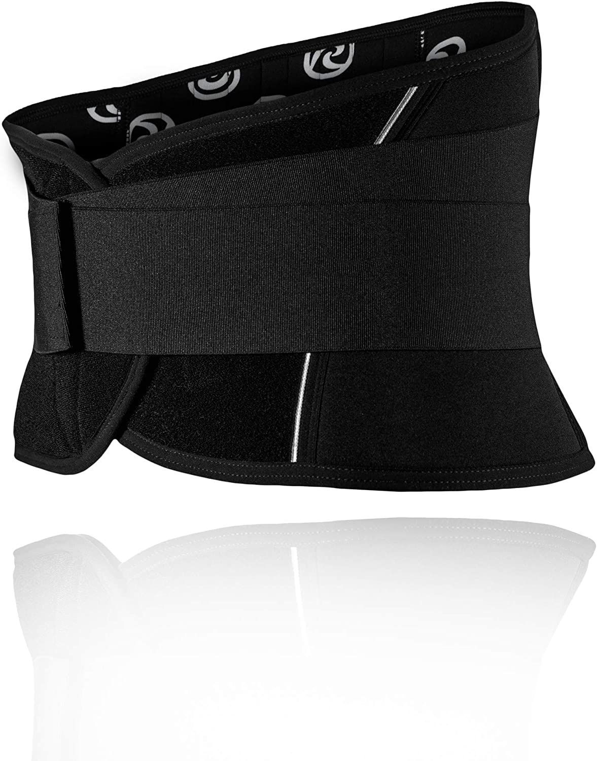 Rehband UD Tampa Mall X-Stable Back Support Black Large - Super Special SALE held 5mm