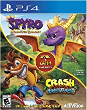 spyro and crash bandicoot ps4