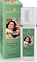 Shahnaz Husain Sharinse Plus Herbal Ayurvedic Hair Conditioning Lotion Latest International Packaging (6.7 fl. oz. / 200 ml)