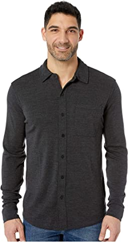 Merino 250 Button Down Long Sleeve Shirt