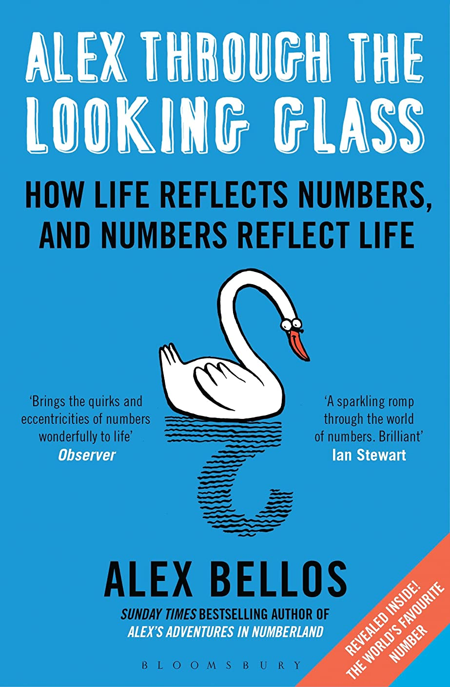 ワードローブ旅客保安Alex Through the Looking-Glass: How Life Reflects Numbers, and Numbers Reflect Life (English Edition)