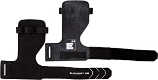 Element 26 Sure Grip Hand Grips for Crossfit, Gymnastics, Weight Lifting, and Cross Training - Crossfit Grips, Grips for Men and Women - Proprietary Isoprene Polymer