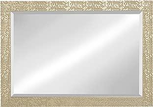 Best gold framed beveled wall mirror Reviews