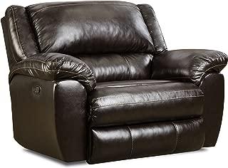 Simmons Upholstery Bingo Cuddler Recliner, Brown