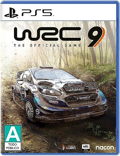 WRC 9 (PS5) - PlayStation 5