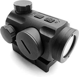 Ade Advanced Optics 1 x 20 Infrared Red Dot Scope Sight Quick Release Mount for NV Shooting Hunting