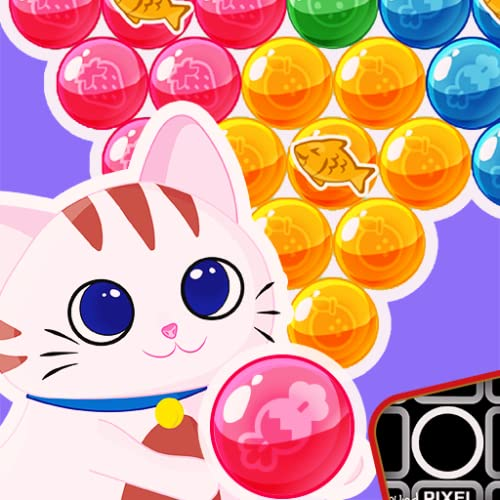 Bubble Shooter baby cat 2021