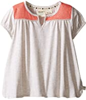 Roxy Kids - Short Sleeve Explorer Top (Toddler/Little Kids)