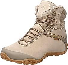 XIANG GUAN Men's Outdoor High-Top Waterproof Trekking Hiking Boots