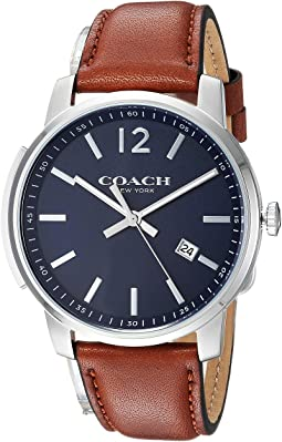 COACH - Bleecker Slim Leather