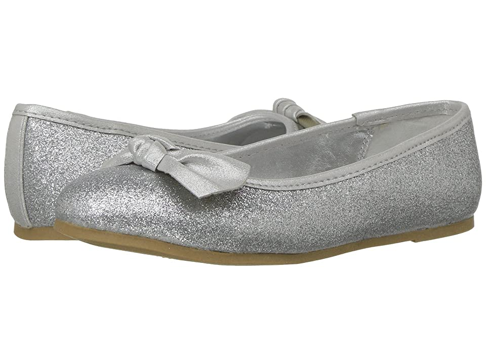 Nina Kids Larabeth (Little Kid/Big Kid) (Silver) Girl