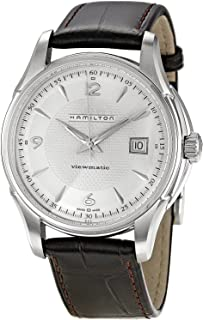 Hamilton Jazzmaster Viewmatic Mens Watch H32515555, Silver-tone, Size No Size