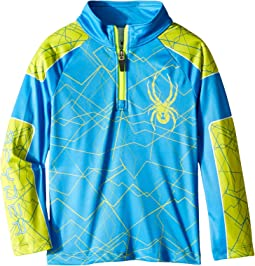 Limitless Challenger Zip T-Neck (Toddler/Little Kids/Big Kids)