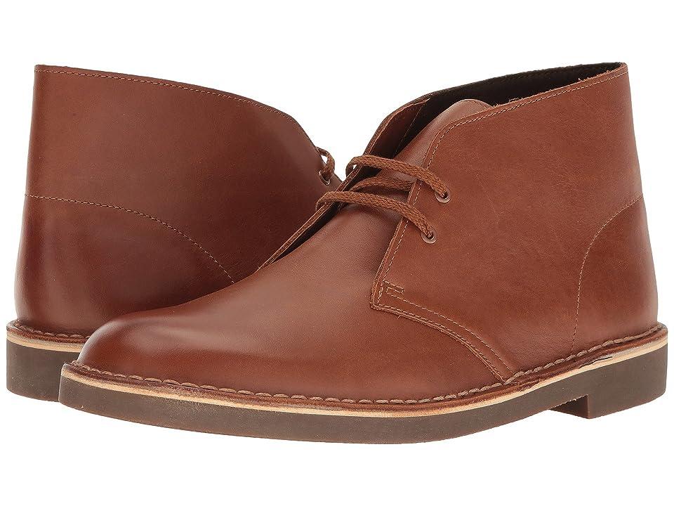 Clarks Bushacre 2 (British Tan Leather) Men
