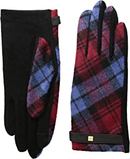 Tartan Touch Gloves