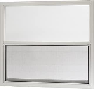 Park Ridge Products AMHW3027PR Park Ridge White 30 in. x 27 in. Aluminum Mobile Home Single Hung Window