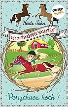 Der kunterbunte Waldenhof: Ponychaos hoch sieben - Band 1 (German Edition)