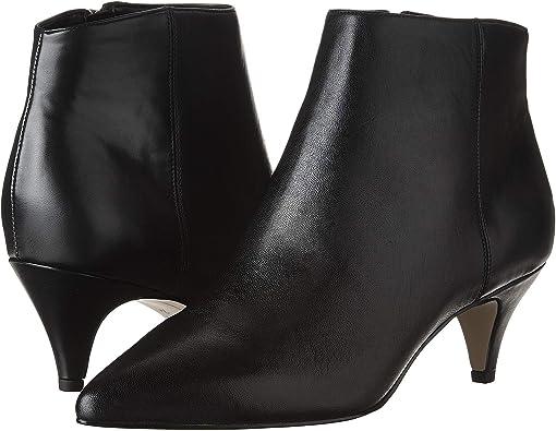 Black Modena Calf Leather/Dakota Nappa