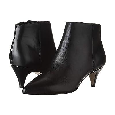 Sam Edelman Kinzey (Black Modena Calf Leather/Dakota Nappa) Women