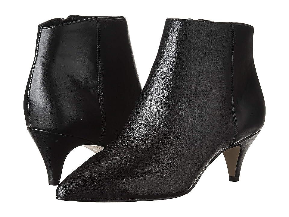 616f14b46 Sam Edelman Kinzey (Black Modena Calf Leather Dakota Nappa) Women