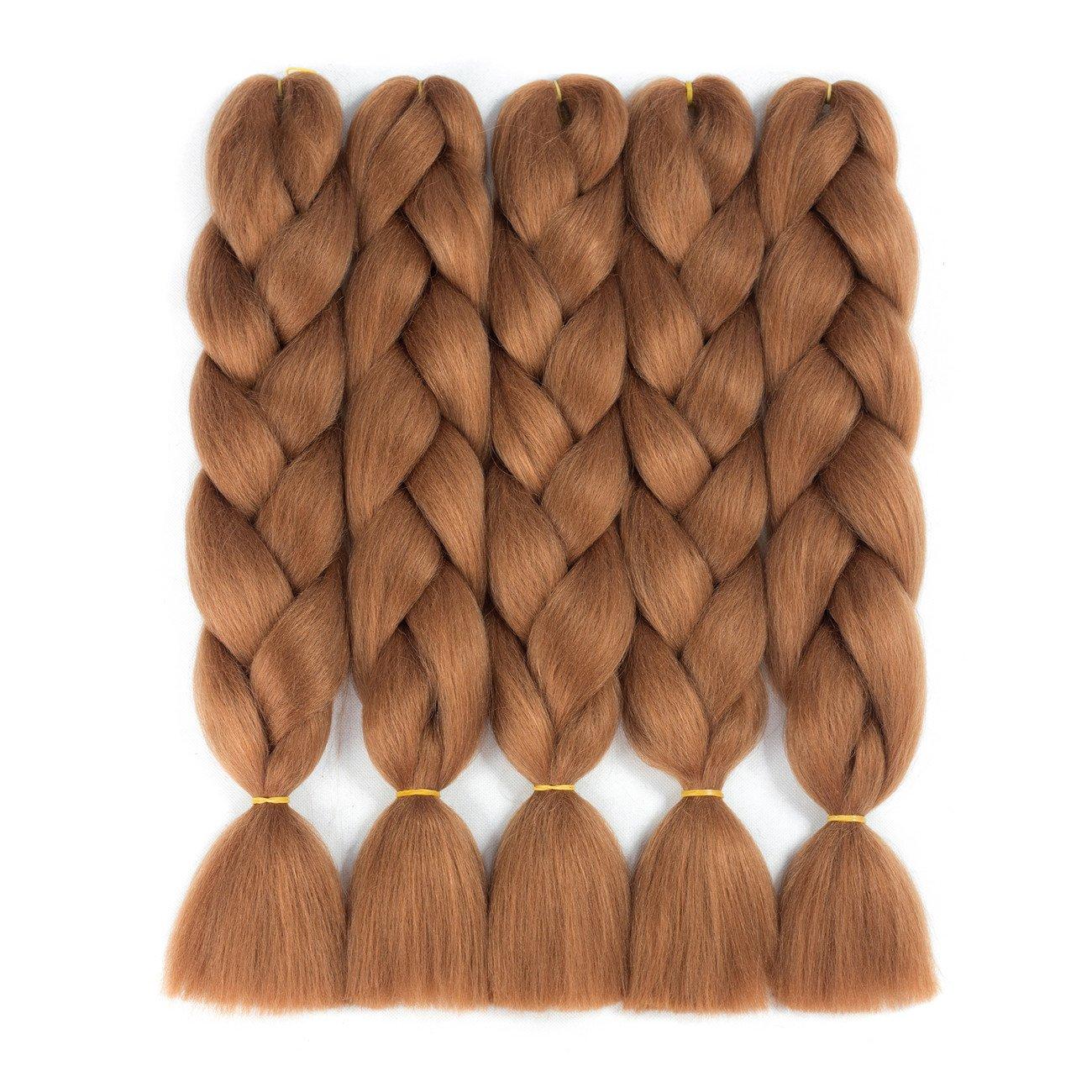 Alissa Jumbo Braiding Hair Temperature Kanekalon Max 59% OFF High Max 47% OFF Extensions