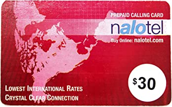 Prepaid Phone Card $30 International & Domestic Calling Card Designed for Any Life Changing Events: Nanny-Au Pair; Immigrant; Business; Students; Military; Missionary; Travel.