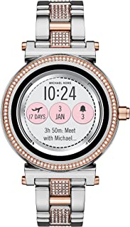 Michael Kors Access, Womens Smartwatch, Sofie Two-Tone Stainless Steel, MKT5040