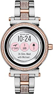Michael Kors Women's MKT5040 Smart Digital Rose Gold Watch