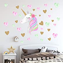 Amazon Com Cute Unicorn Room Decor