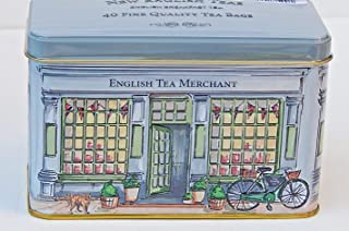 New English Teas Memorabilia English Breakfast Tea 40 Teabags