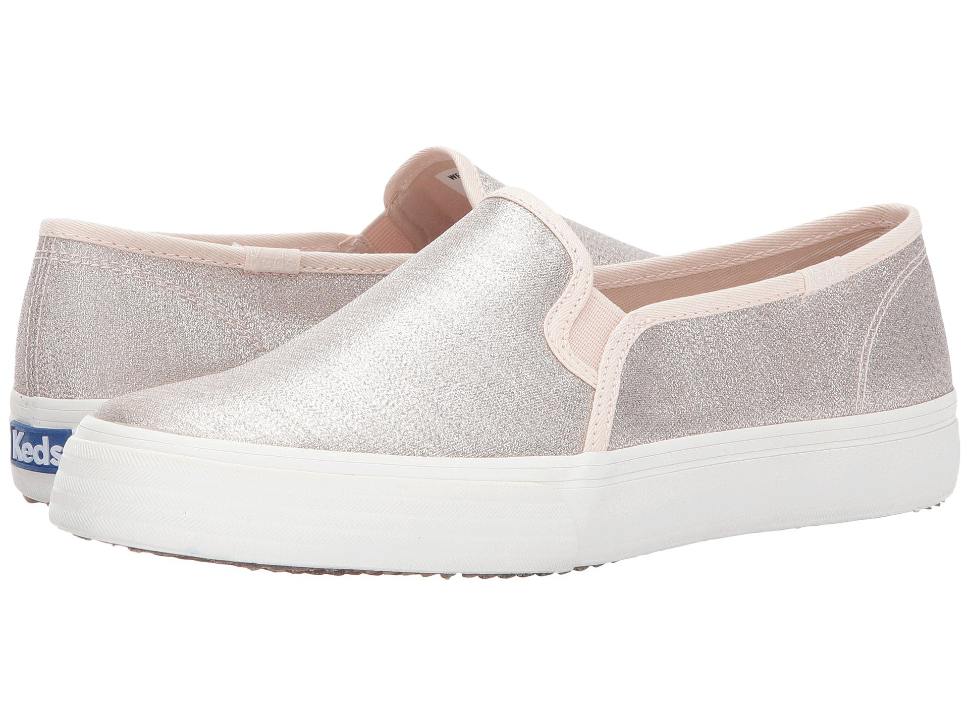Keds Double Decker Lurex Sneaker